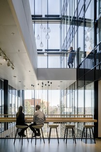 C.F. Møller Architects Biomedicum Stockholm