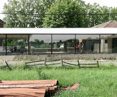 The new E26 canteen by the BAST firm is the Emerging Architecture for 2019