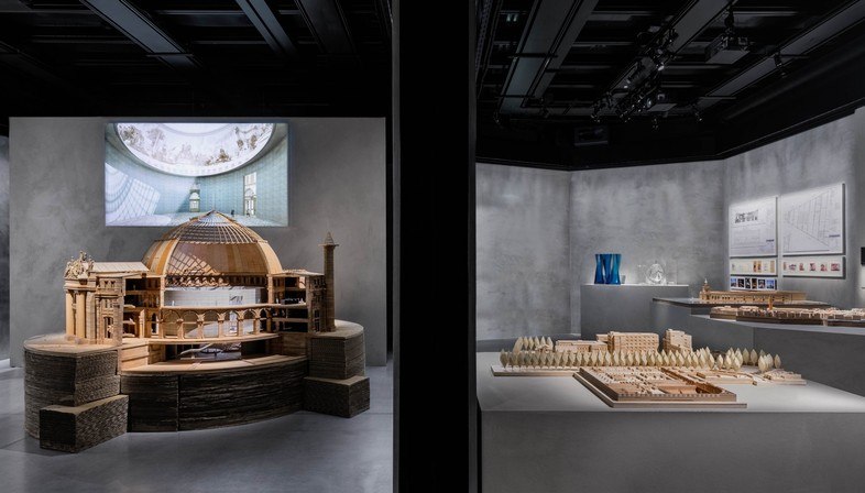 Tadao Ando The Challenge Exhibition Armani Silos Milan