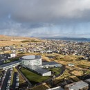 BIG's Glasir Tórshavn College - Faroe Islands