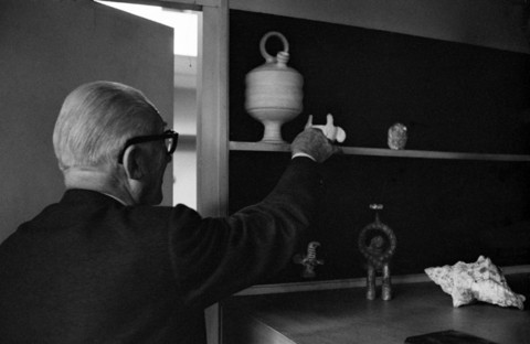 Reopening of the Pavillon Le Corbusier in Zurich with the exhibition