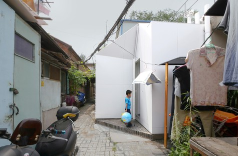 People's Architecture Office - Courtyard House Plugin, Beijing