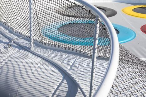 The ephemeral WAO architecture - Lily for Futuroscope Poitiers