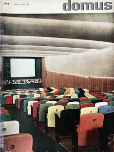 Milan's Cinema Halls Conference