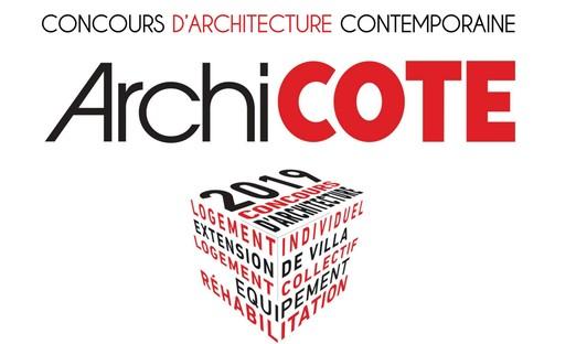 ArchiCOTE 2019 Architecture Competition on the Côte d'Azur