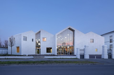 "Mario Cucinella Architects inaugurates the ""Nuovo Picchio"" Social Health Centre"