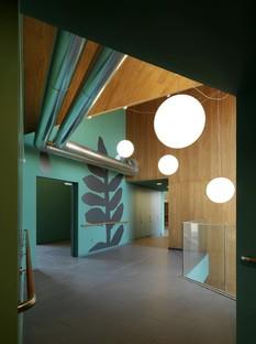 """Mario Cucinella Architects inaugurates the """"Nuovo Picchio"""" Social Health Centre"""
