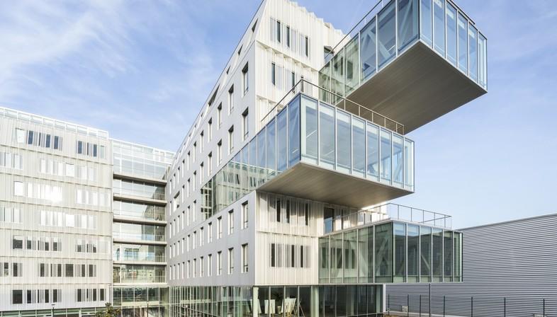Brenac & Gonzalez & Associés Archimede an urban project