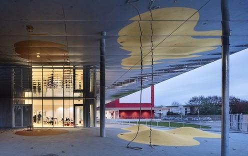 Ropa & Associés Architectes, Agora Metz Arts Centre