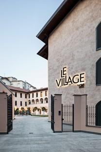 DEGW of Lombardini 22, Le Village Crédit Agricole Milano