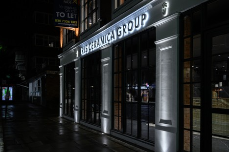 London Iris Ceramica Group opens its first showroom