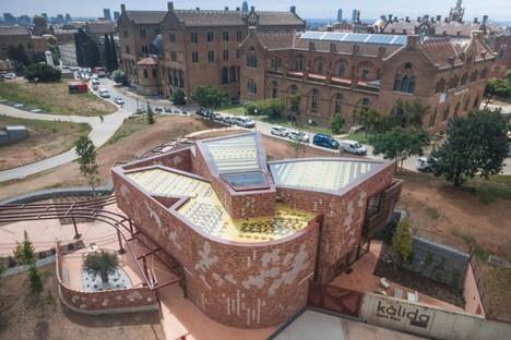Miralles Tagliabue EMBT The Kálida Sant Pau Centre Barcelona