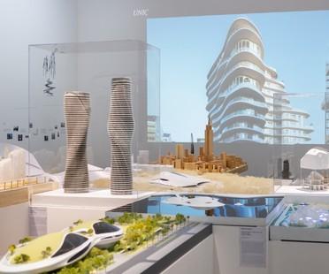 MAD's city of the future on exhibit at Centre Pompidou in Paris