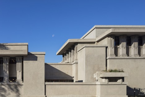 Eight buildings by Frank Lloyd Wright inscribed on the UNESCO World Heritage List