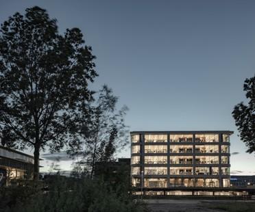 Powerhouse Company Danone headquarters in Hoofddorp, the Netherlands