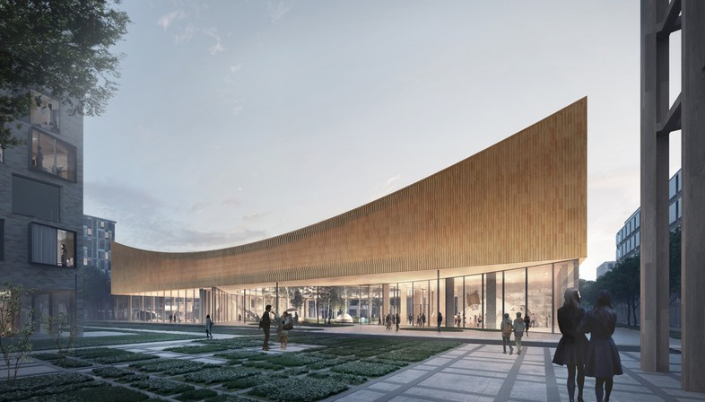 Sweden - COBE designs new museum, icon of sustainability
