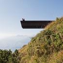 Snøhetta designs the Perspective Way on Nordkette, Innsbruck