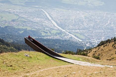 Snøhetta designs the Perspective Way on Nordkette, Innsbruck