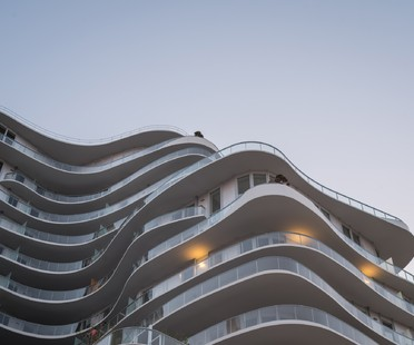 MAD Architects' first European project: UNIC Residential in Paris