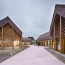 Lemoal Lemoal Architectes - Gonzague Saint Bris social and cultural Centre in Cabourg