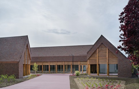 Lemoal Lemoal Architectes - Gonzague Saint Bris social and cultural Centre in Cabourg