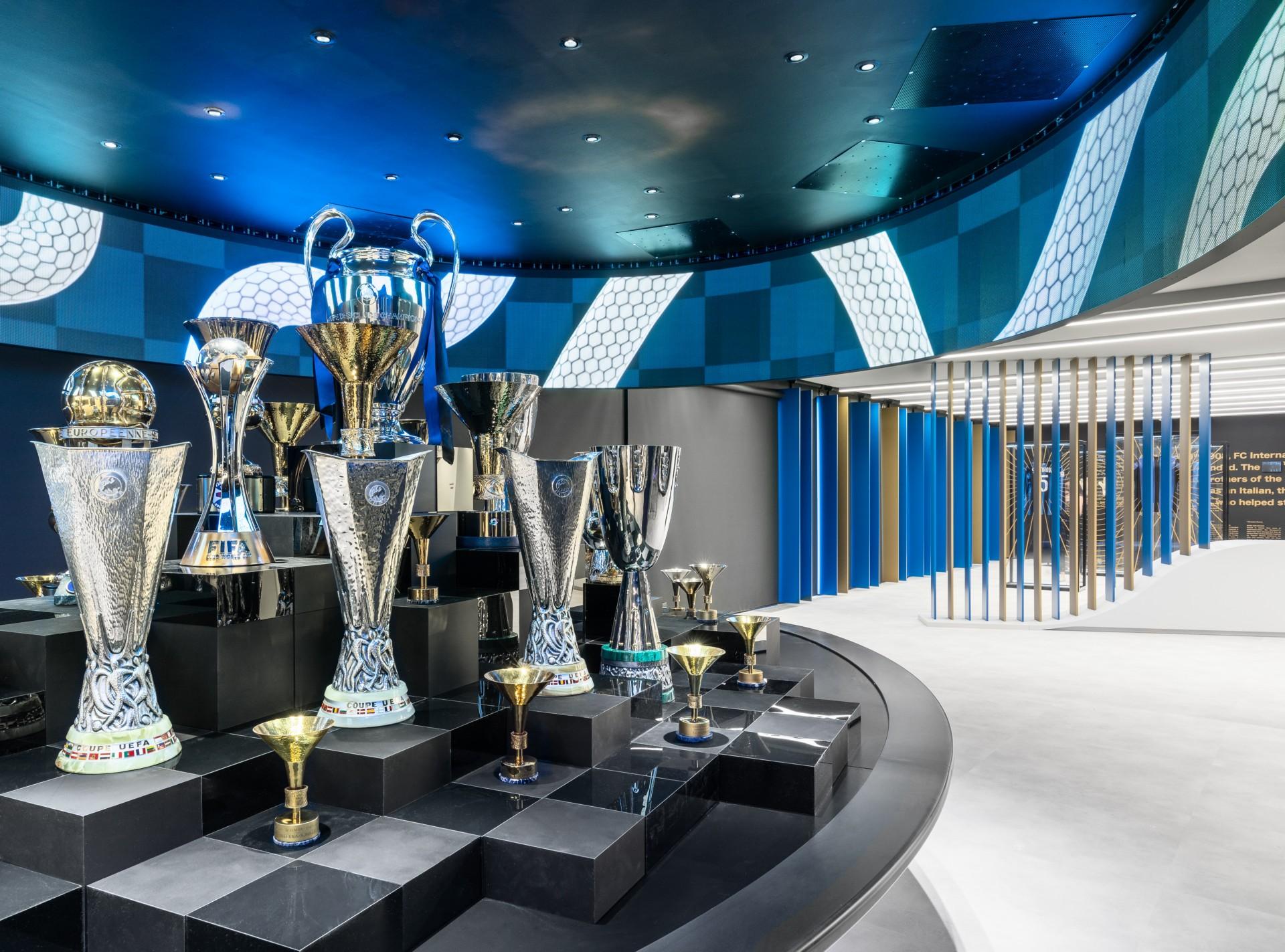 Lombardini22 Designs The New Inter Milan Headquarters Floornature