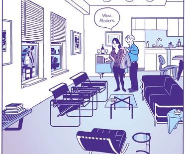 Vitra Schaudepot Exhibition: Living in a Box: Design and Comics