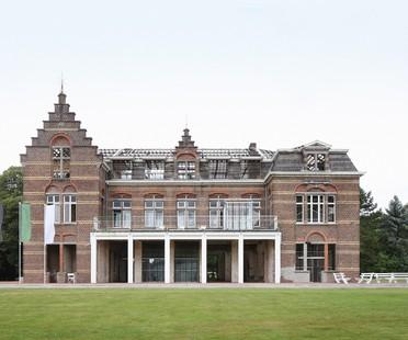 Architecten De Vylder Vinck Taillieu PC Caritas, an experimental space in Melle