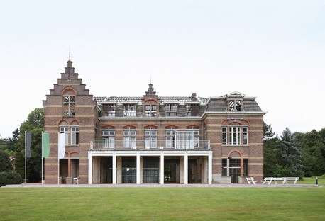 Architecten De Vylder Vinck Taillieu PC Caritas, an experimental space in Melle