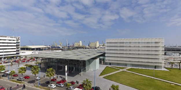 AREP + Groupe3 Architectes, Casa-Port Railway Station, Casablanca, Morocco<br />