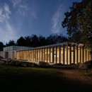 Feilden Fowles Architects - Yorkshire Sculpture Park visitor centre<br />