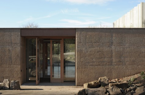 Feilden Fowles Architects - Yorkshire Sculpture Park visitor centre<br />