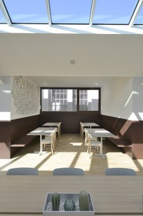 Cino Zucchi Architetti and RGAstudio - Bistrot Lavazza in Turin<br />