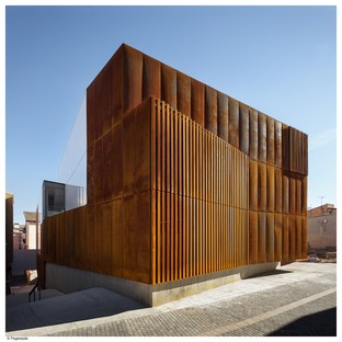 Arquitecturia Camps Felip – Balaguer Courthouse, Spain<br />
