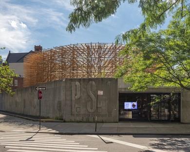 Pedro & Juana's Hórama Rama temporary installations for YAP 2019
