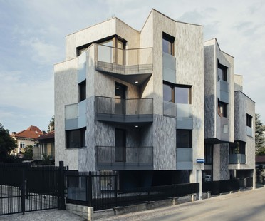 Elasticospa Stefano Pujatti Residential Building Via Piave Mormorava Cirié