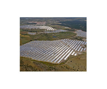 Solar power station, Almeraleja, Portugal