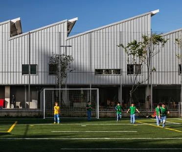 Andrade Morettin Arquitetos  + GOOA New Beacon School Campus  San Paolo - Brazil