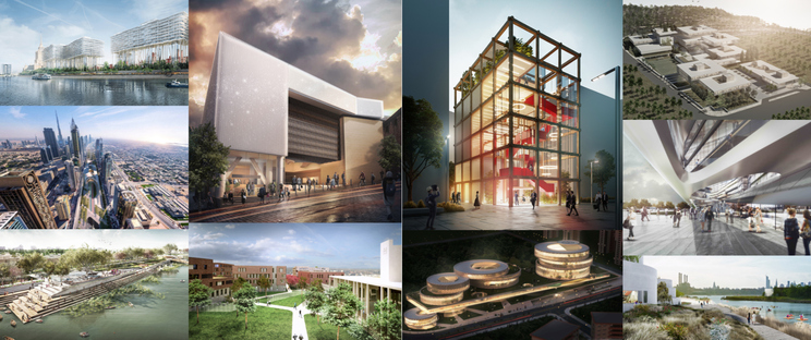 Winners of the 2019 WAFX announced, ten projects for the future
