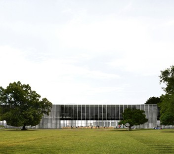 The Bauhaus Museum in Dessau designed by Addenda Architects opens its doors