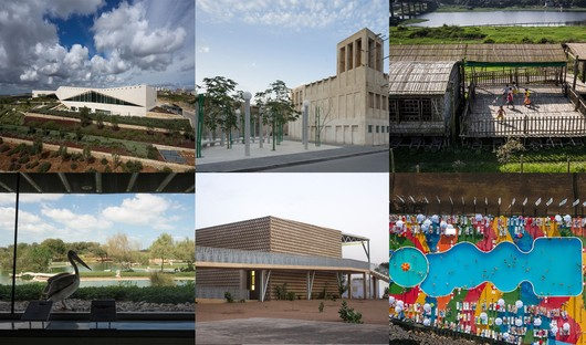 The Winners of the Aga Khan Award for Architecture 2019