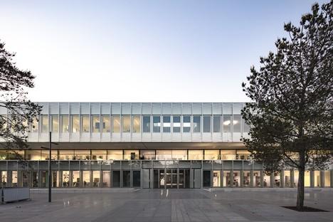 The KAAN and PRANLAS-DESCOURS firms design the new Chambre de Métiers et de l'Artisanat in Lille