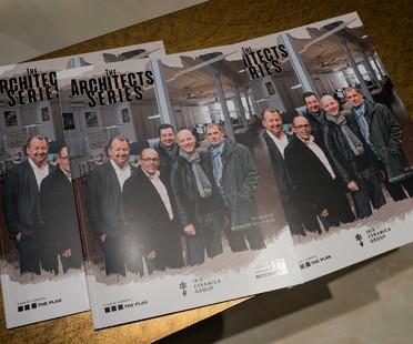 Behnisch Architekten at SpazioFMG for The Architects Series