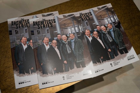 Behnisch Architekten at SpazioFMG for The Architects Series