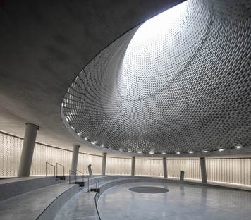 The winners of the Dedalo Minosse International Prize for commissioning a building 2019