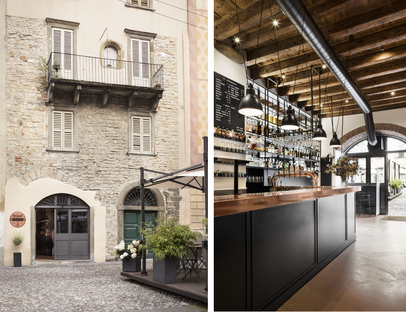 Interior design dedicated to food - two projects designed by Parisotto + Formenton Architetti