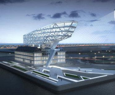 Port House, Antwerp (Belgium) - Zaha Hadid