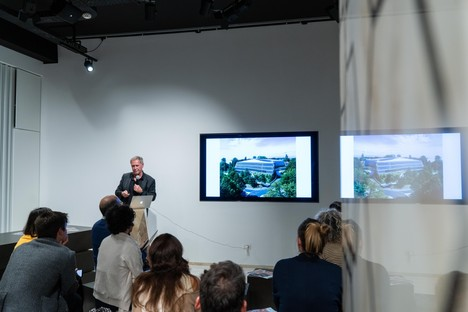 3XN Architects at SpazioFMG for The Architects Series