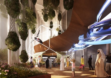 Beauty connects people: the Italian Pavilion at Expo Dubai 2020
