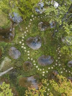 Junya Ishigami's poetic garden wins the first Obel Award
